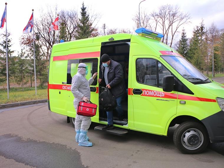 В Омской области зарегистрировано 53 новых пациента с COVID-19