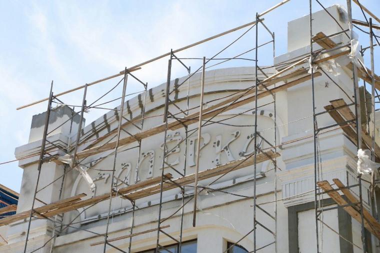 Названы новые сроки сдачи омского театра «Галерка»