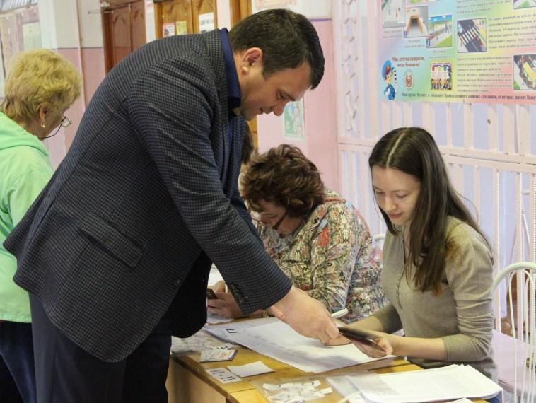 28мая в областях РФпроходит предварительное голосование «Единой России»
