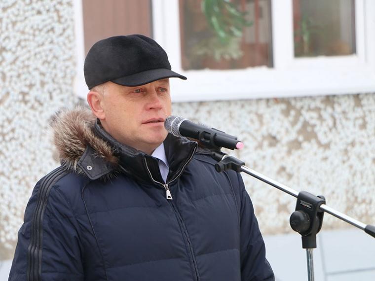 Служба скорой помощи Омской области получила еще 15 новых машин