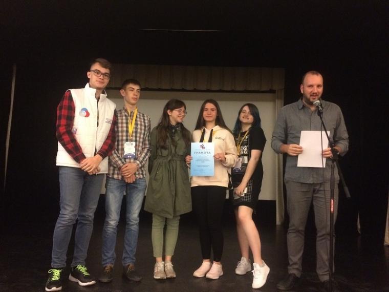 Юные журналисты из Омска заняли второе место во всероссийском медиаконкурсе