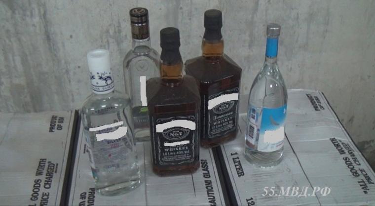 ВМордовии задве недели изъяли неменее  6 литров непищевой спиртосодержащей продукции