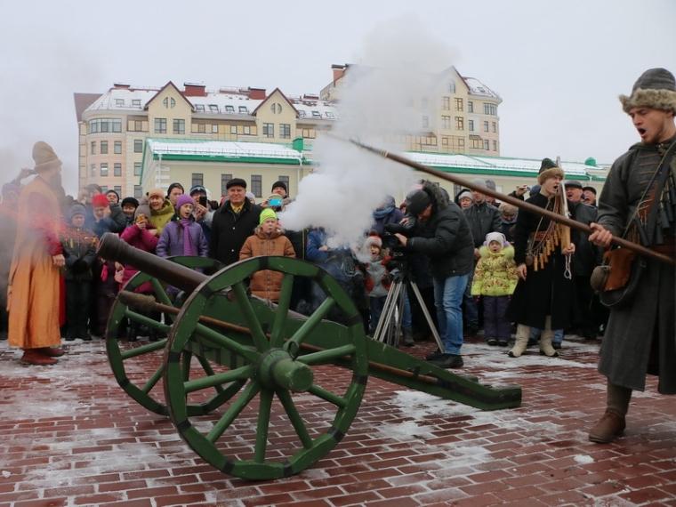 Выставки вОмской крепости можно посетить бесплатно