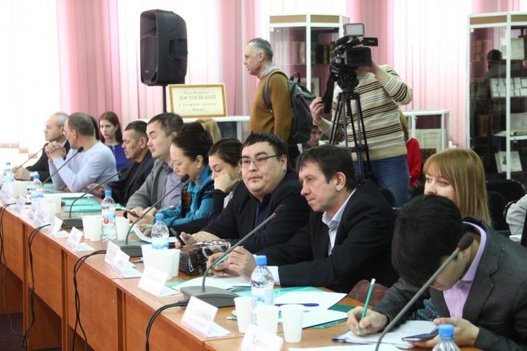 Фадина предложила молодежи разных национальностей обустроить сквер Дружбы народов #Культура #Омск
