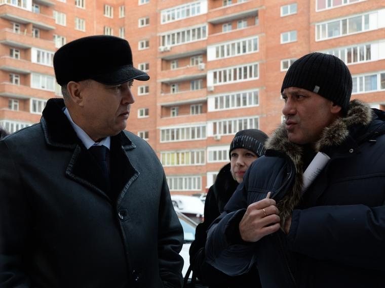 ВОмске сдадут вэксплуатации новый многоквартирный дом