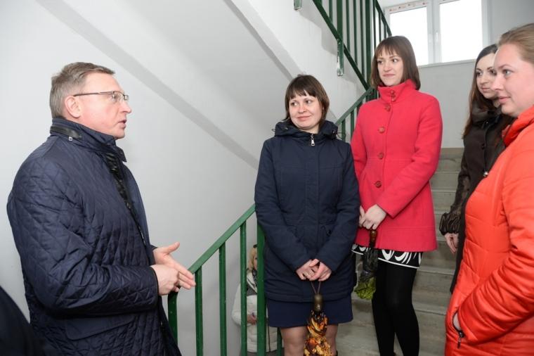 В Крутинке Бурков столкнулся с проблемой с сотовой связью