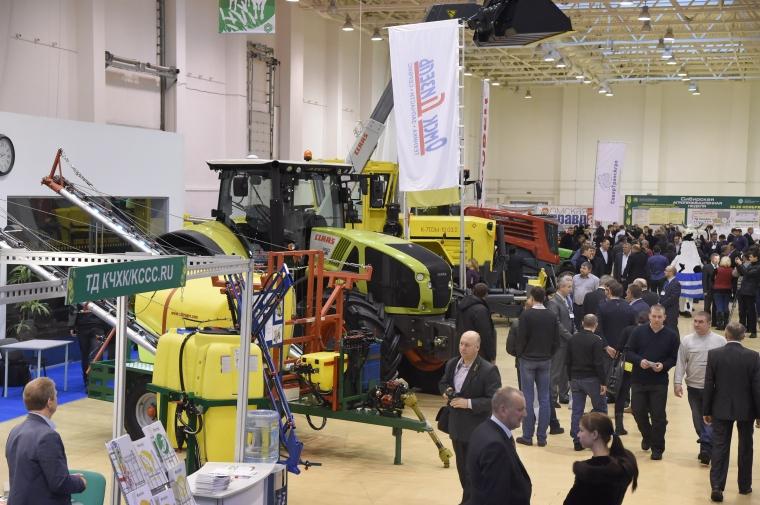 На «Сибирской агропромышленной неделе— 2016» аграрии поделятся своими достижениями