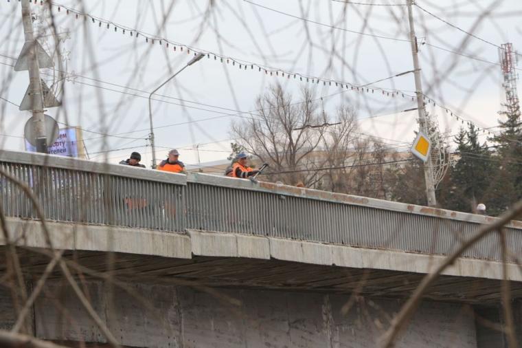 Генпрокуратура достигает обследования 2-х омских мостов
