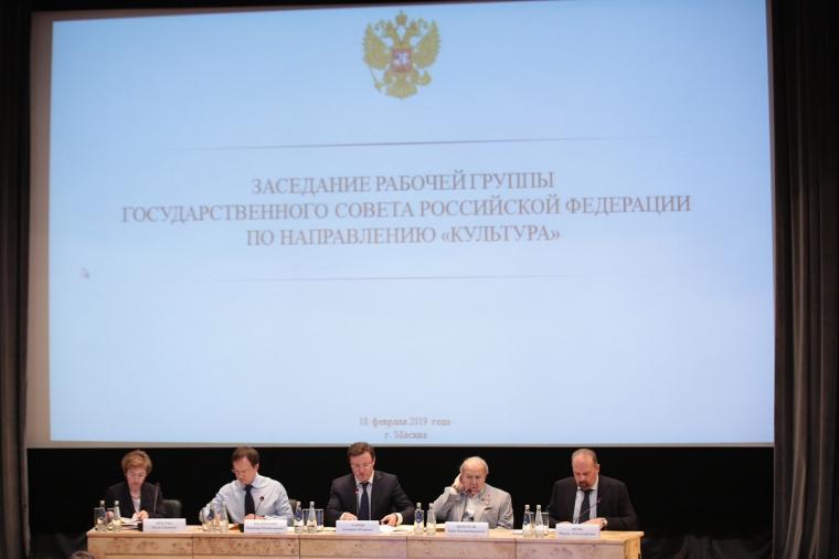 Бурков будет курировать театры в рабочей группе Госсовета РФ #Культура #Омск